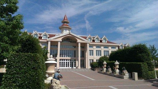 Gardaland Hotel : Cortile interno