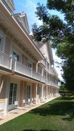 Gardaland Hotel : Esterno camere