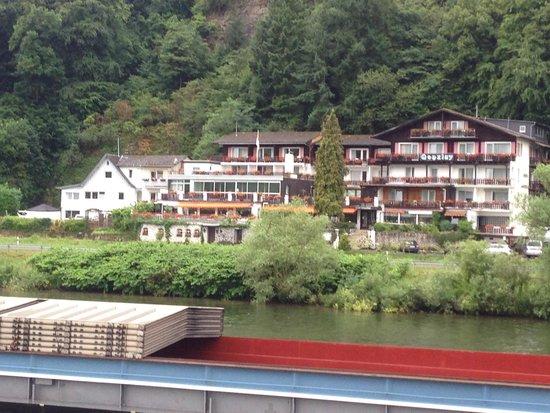 Hotel Gonzlay: Trevligt genuint tyskt Gasthof!