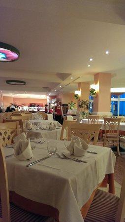 Gardaland Hotel: Il ristorante