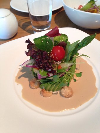 Nobu London: Salad