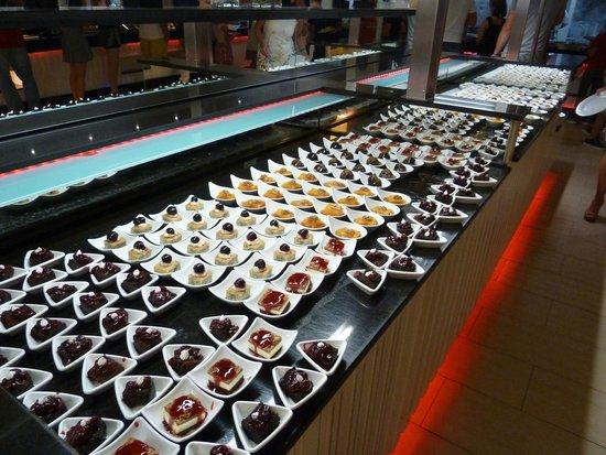 Paloma Oceana Resort: bravo les chefs