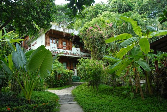 Bill Resort : домик отеля