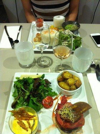 Les Pérot-Quais : Assiettes complètes