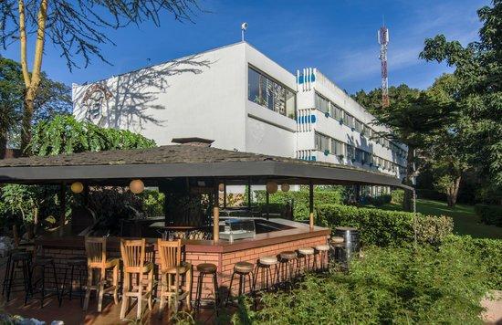 Sentrim Nairobi Boulevard Hotel: Sentrim Boulevard Hotel - Exterior