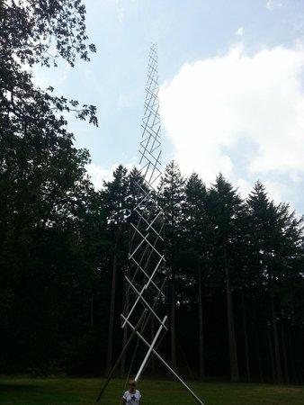 Kröller-Müller-Museum: Spændende svævende tårn