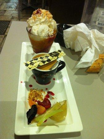 Les Pérot-Quais : Café gourmand