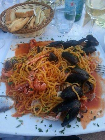 El Paso: Spaghetti Vongole