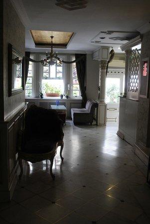 Avicenna Hotel: Reception