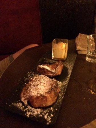 L'ecurie de la Marquise : Fameux pain perdu de la maison a gouter !!!