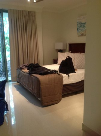 BreakFree Diamond Beach: Master bedroom
