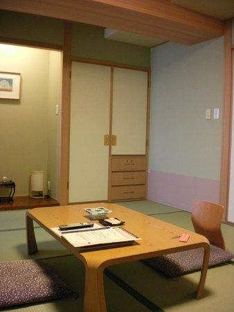 Yunokawa Prince Hotel Nagisatei : Room
