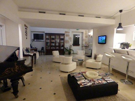 Hotel Borgo Pantano: hall