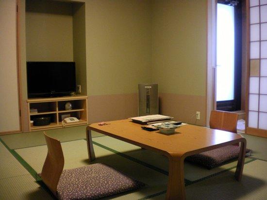 Yunokawa Prince Hotel Nagisatei: Room