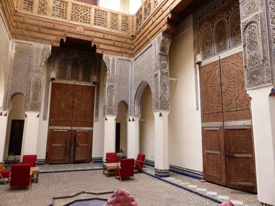 Hotel & Spa Riad Dar Bensouda: une restauration soigné du patrimoine de Fès