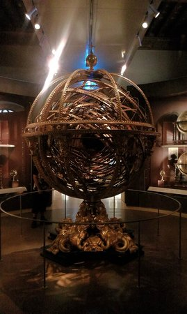 Museo Galileo - Institute and Museum of the History of Science: Planetenbahnberechnung...!?