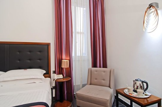 Navona Colors Hotel: double/twin