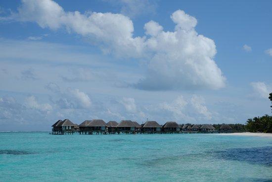 Club Med Kani : The lagoon