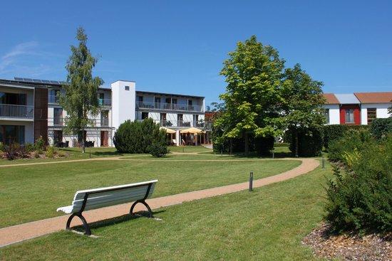 Hotel Nautic: Garten / Park