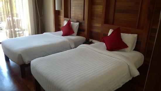 Angkor Miracle Resort & Spa : Rom