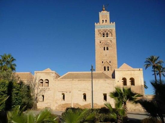 Mosquée et minaret de Koutoubia : Koutoubia Mosque