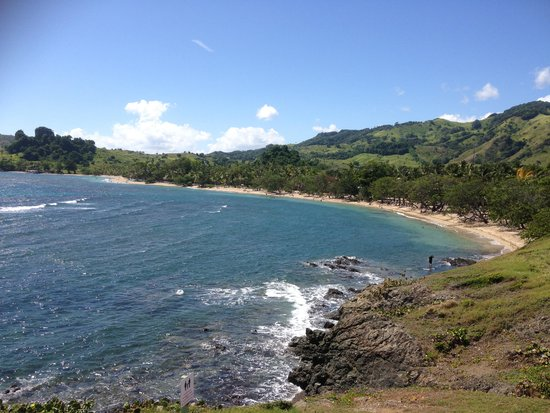 ClubHotel Riu Bachata: The view from the pavilion