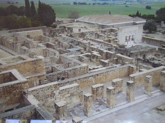 Conjunto Arqueológico Madinat Al-Zahra: Fabulosa Excavación