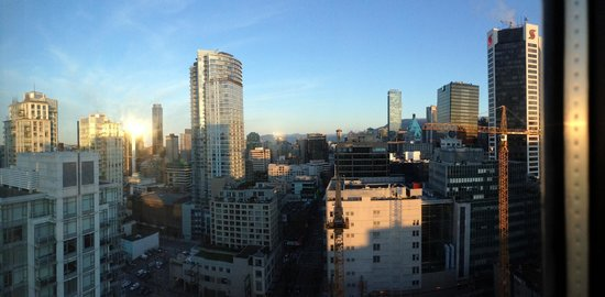 The Westin Grand, Vancouver: View from 2703
