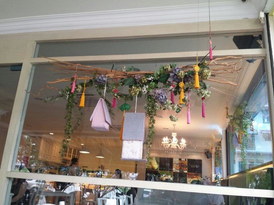 Cheelicious Bakery&Cafe: Nice decorations..