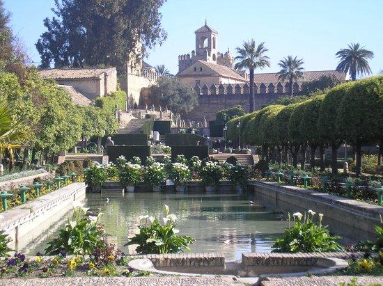 Alcázar de los Reyes Cristianos: Vistas desde el Antiguo Alcazar