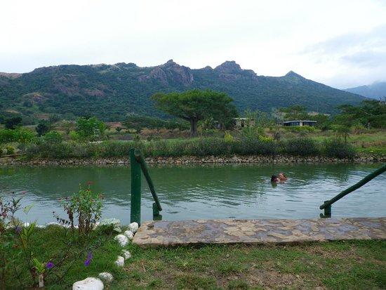 Sabeto Hot Springs and Mud Pool: Hot springs