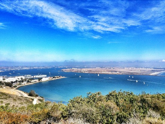 Point Loma: Coast of San Diego