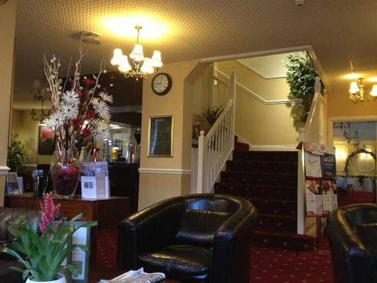 entrance to dining room stairs and bar area picture of