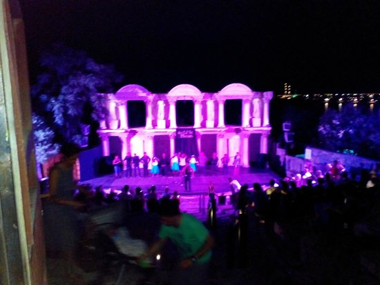 Didim Beach Resort & Spa : tiyatro