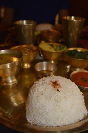Kathmandu : menu kepu