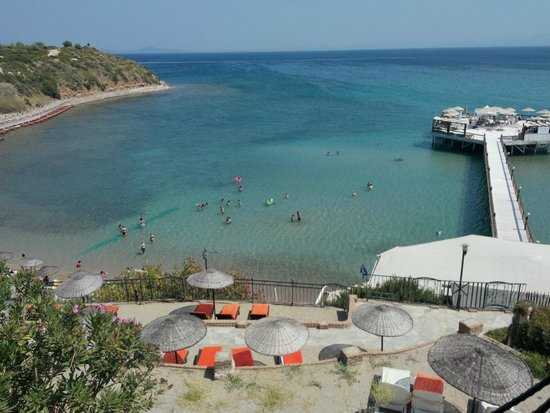Didim Beach Resort & Spa: üst taraf