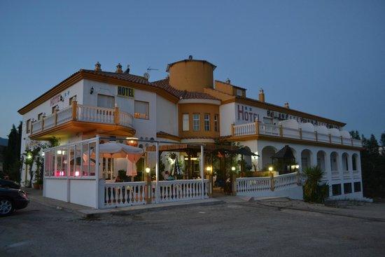 Hotel Arco del Sol: Hotel Restaurante Arco del Sol