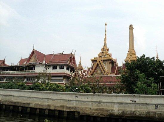Chao Phraya River: Вид с реки