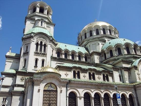 Free Sofia Tour: Alexander Nevsky Cathedral