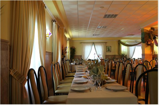 Hotel Arco del Sol: Comedor