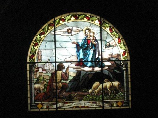 Santuario Mater Domini: Légende de l'apparition de la Mater Domini à un berger de Laterza