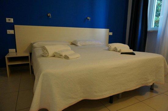 Hotel La Punta : camera doppia matrimoniale