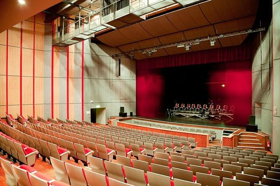 Plan de salle casino theatre barriere bordeaux