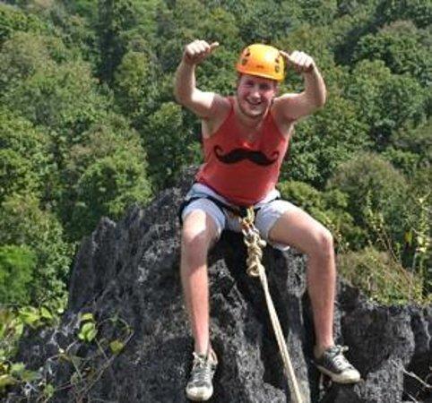 Clifftop Adventures Tour: Cliff#4