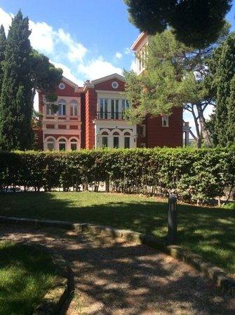 Mercure Villa Romanazzi Carducci: il bello