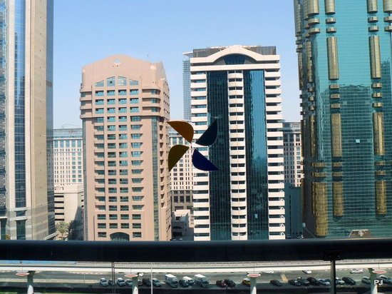 Four Points by Sheraton Sheikh Zayed Road, Dubai: View from room 904
