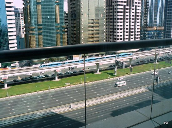 Four Points by Sheraton Sheikh Zayed Road, Dubai: View from room