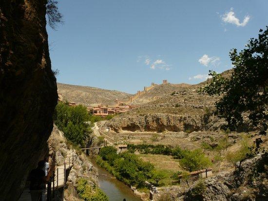 Albarracín: paseo flubial