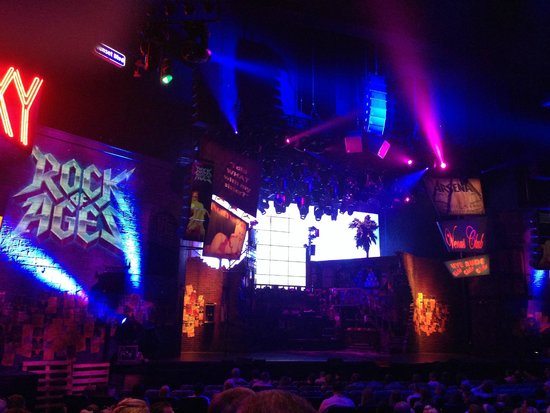 Rock of Ages: Great Show!