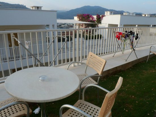 Hotel Baia Bodrum : A Room with NO VIEW